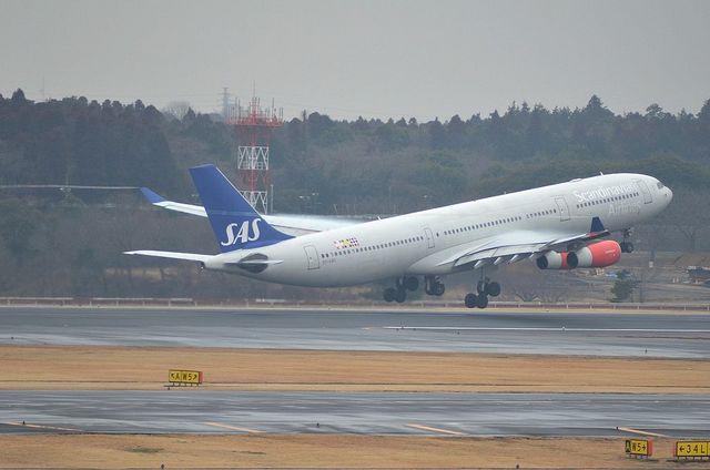 スカンジナビア A340
