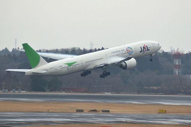 JAL エコジェット B777