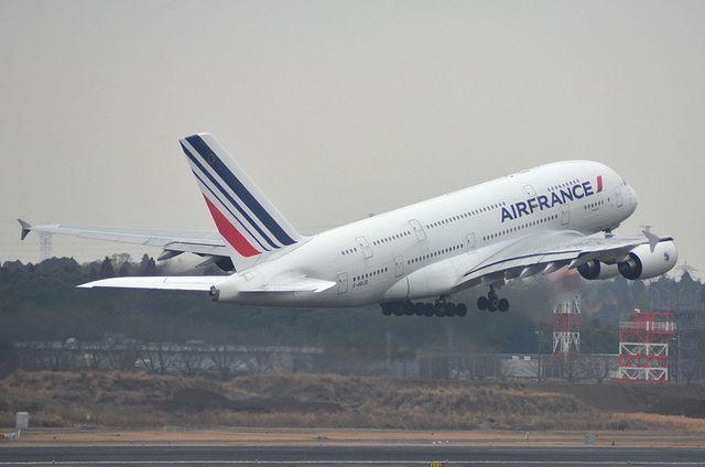 エールフランス A380
