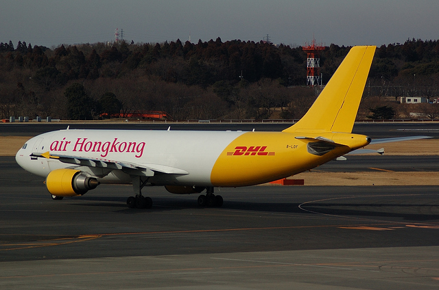 air Hong Kong A300F 1
