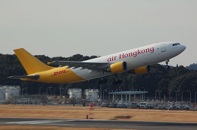 air Hong Kong A300F 3