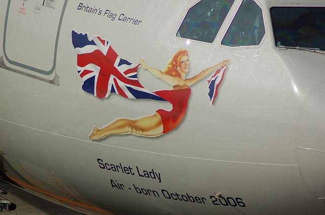 ヴァージン A340 6