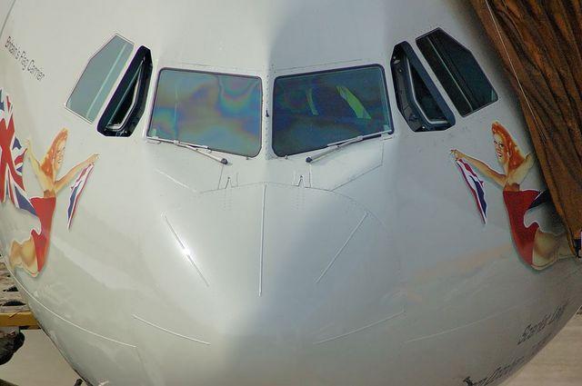 ヴァージン A340 7