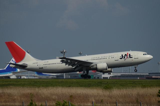 JAL A300 3