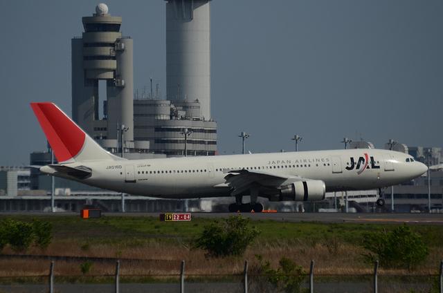 JAL A300 5