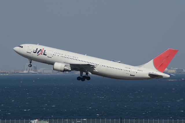 Airbus A300 離陸