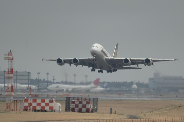 SQ A380 2