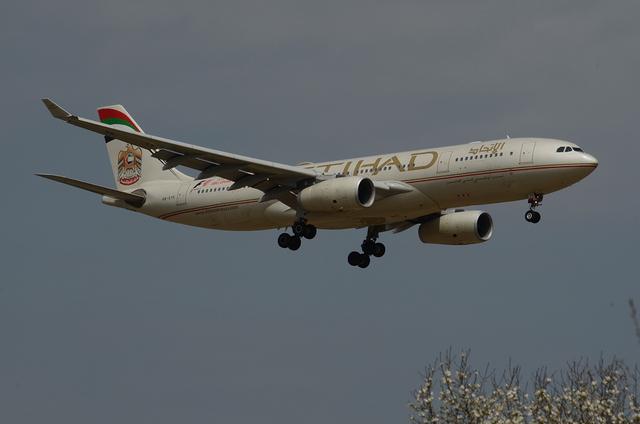 ETIHAD A330-200 2