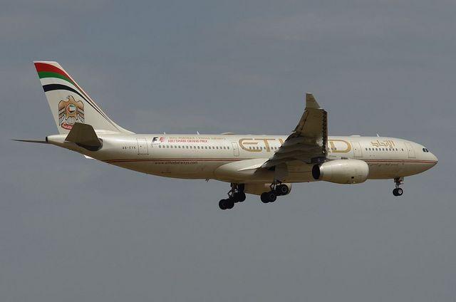 ETIHAD A330-200 4