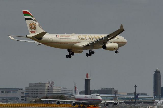 ETIHAD A330-200 5