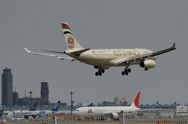 ETIHAD A330-200 6