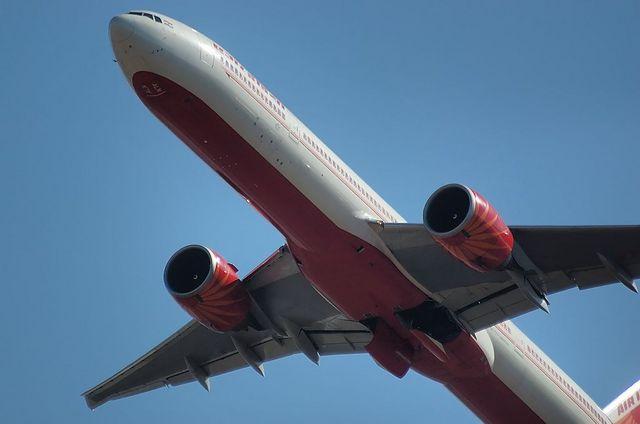Air India B777 2