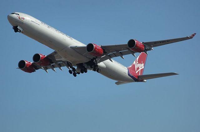 ヴァージン A340 2