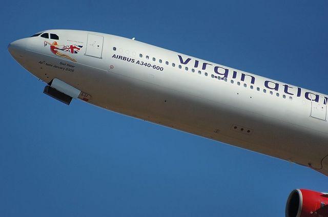 ヴァージン A340 3