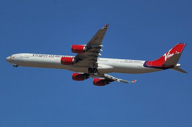 ヴァージン A340 4