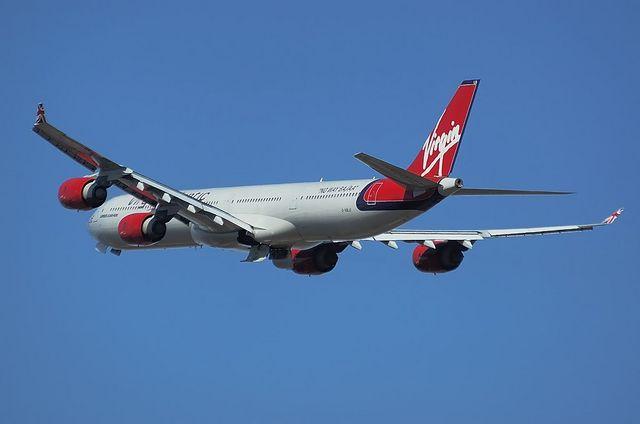ヴァージン A340 5