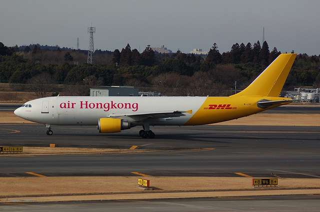 air Hong Kong A300F 2