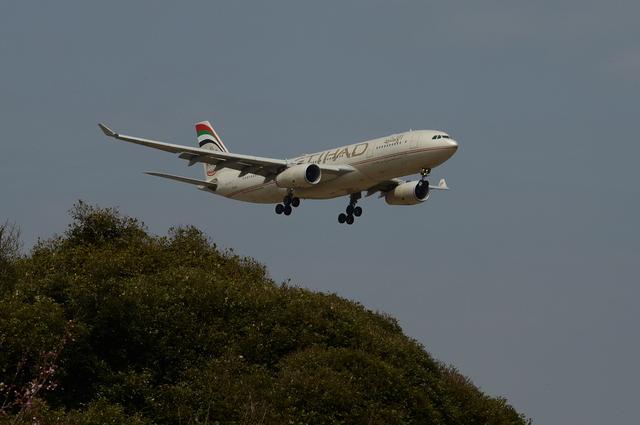 ETIHAD A330-200 1