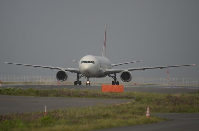 JAL B767 全景