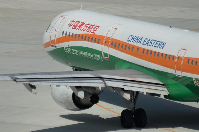 中国東方航空 A321 3
