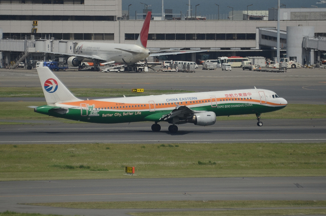 中国東方航空 A321 6