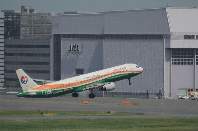 中国東方航空 A321 7