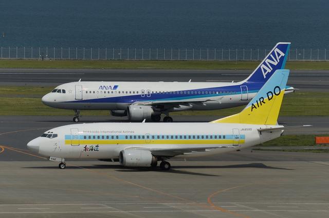 A320とB737