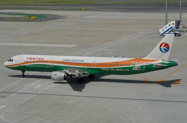 中国東方航空 A321 2