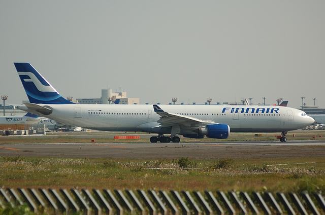 Finnair 旧塗装