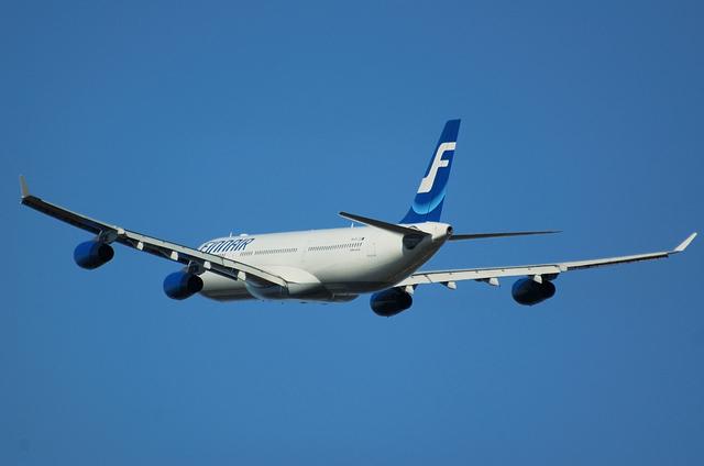Finnair 旧塗装 2