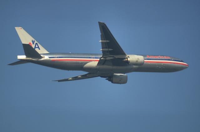 アメリカンB777 2