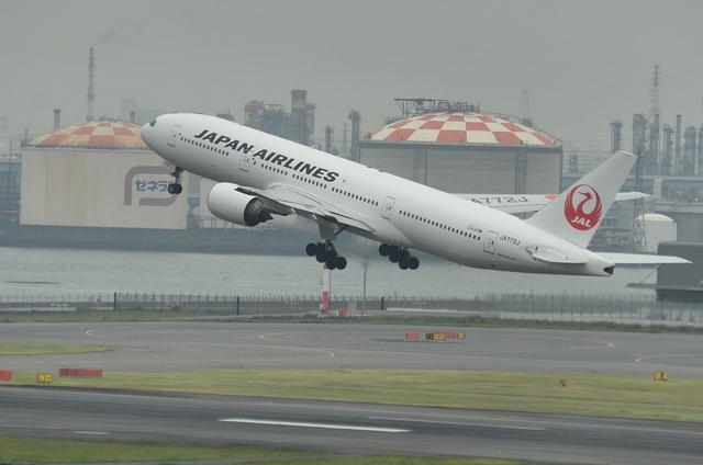 新鶴丸777 上昇