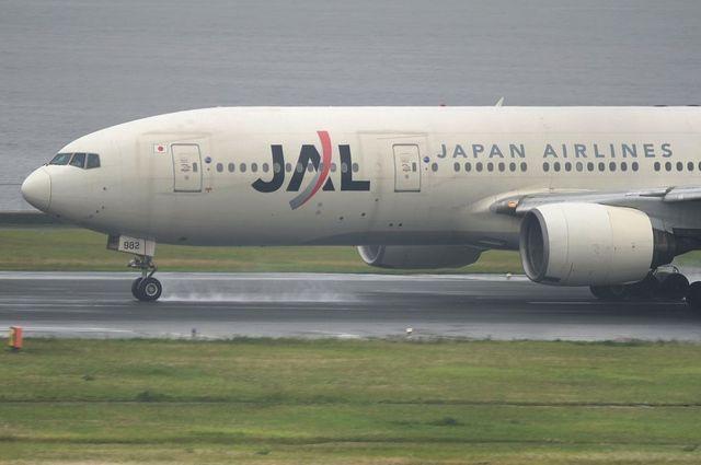 JALテイクオフ 1