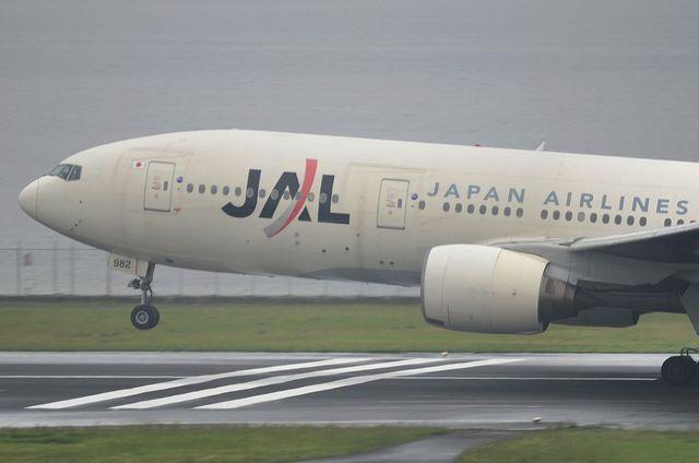 JALテイクオフ 2
