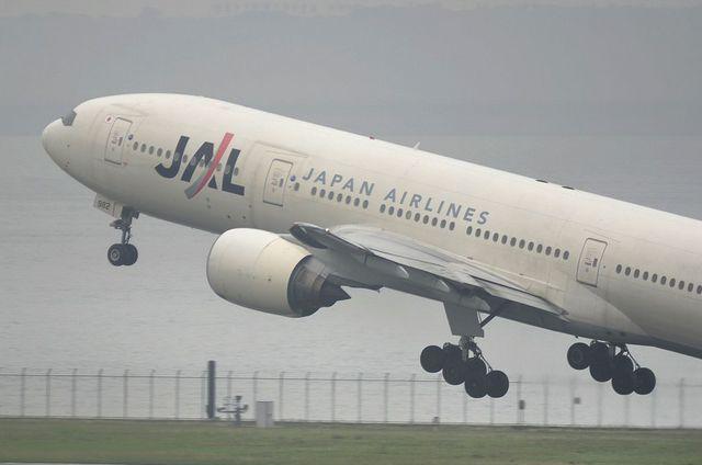 JALテイクオフ 4