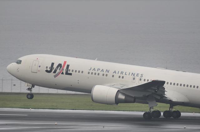 JALテイクオフ 7