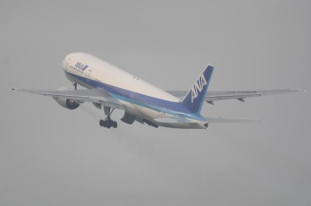 ANA Take Off 9
