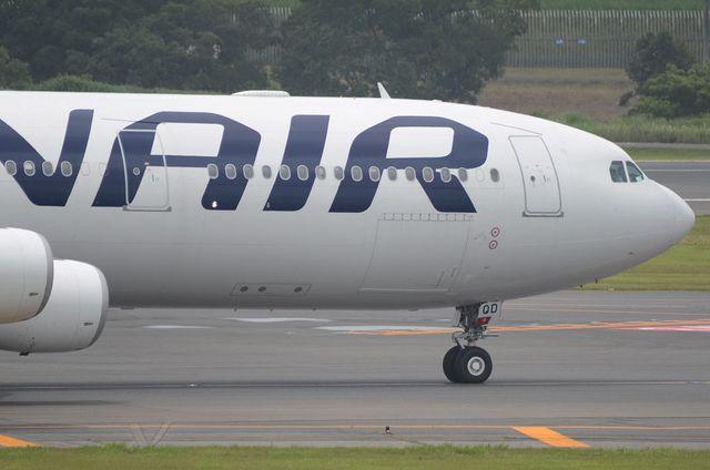 Finnair 新塗装 2