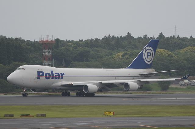 Polar B747-400F 1