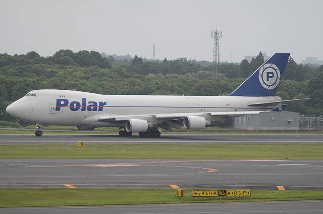 Polar B747-400F 2