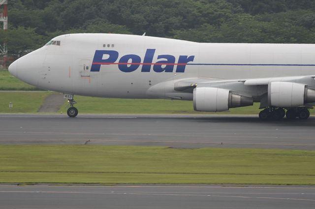 Polar B747-400F 3