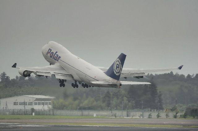 Polar B747-400F 6