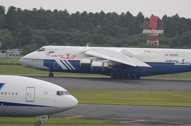 An-124「ルスラーン」 1