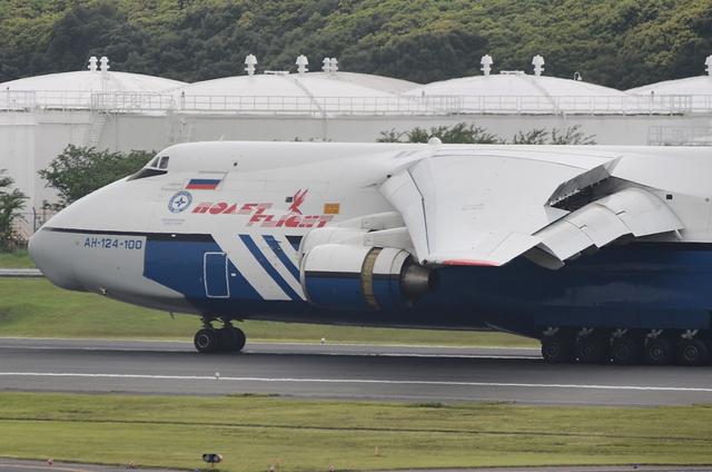 An-124「ルスラーン」 2