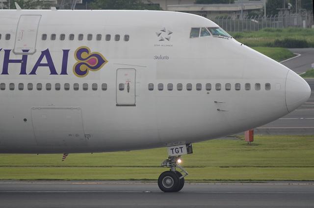 THAI B744 3