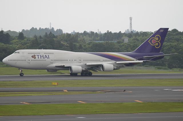 THAI B744 7