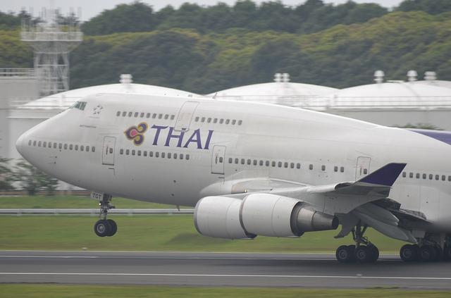 THAI B744 8
