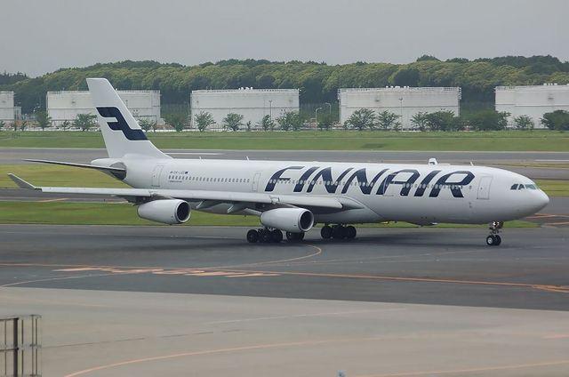 Finnair 新塗装 0