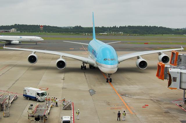 KE A380 Spot in 1