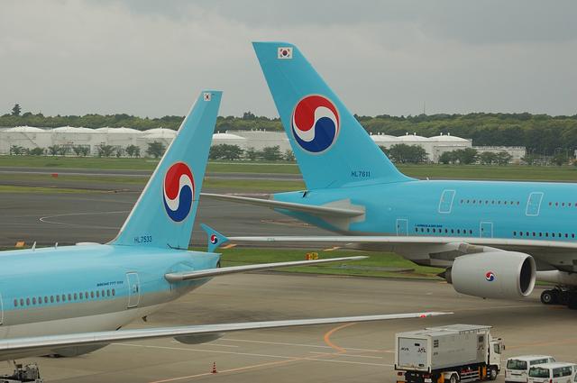 A380とB777